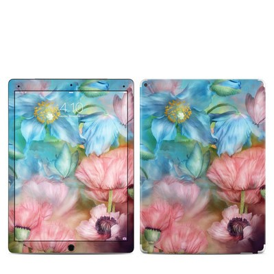 Apple iPad Pro 12.9 (1st Gen) Skin - Poppy Garden