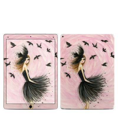 Apple iPad Pro 12.9 (1st Gen) Skin - Raven Haired Beauty