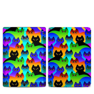 Apple iPad Pro Skin - Rainbow Cats