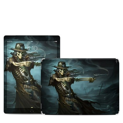 Apple iPad Pro 12.9 (1st Gen) Skin - Reaper Gunslinger