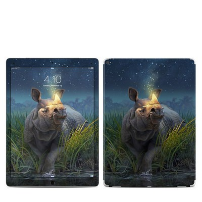 Apple iPad Pro 12.9 (1st Gen) Skin - Rhinoceros Unicornis
