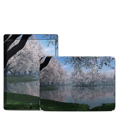 Apple iPad Pro Skin - Sakura