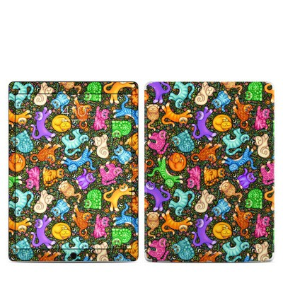 Apple iPad Pro Skin - Sew Catty
