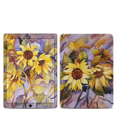 Apple iPad Pro Skin - Sunflower