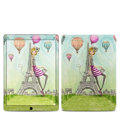 Apple iPad Pro 12.9 (1st Gen) Skin - The Sights Paris