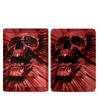 Apple iPad Pro 12.9 (1st Gen) Skin - Skull Blood