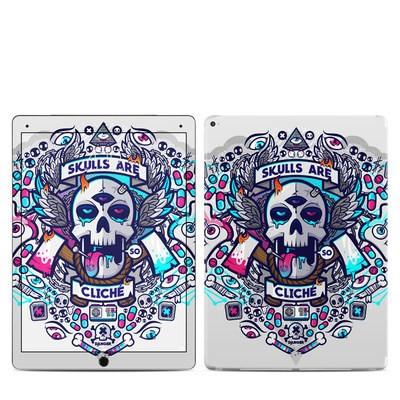 Apple iPad Pro 12.9 (1st Gen) Skin - Skulls Are Cliche