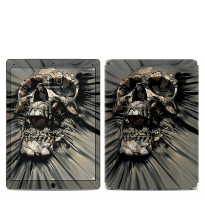 Apple iPad Pro Skin - Skull Wrap