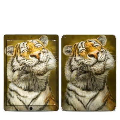 Apple iPad Pro Skin - Smiling Tiger