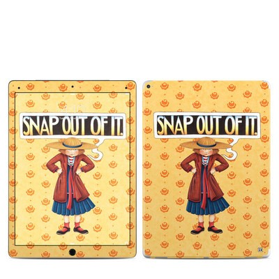 Apple iPad Pro Skin - Snap Out Of It