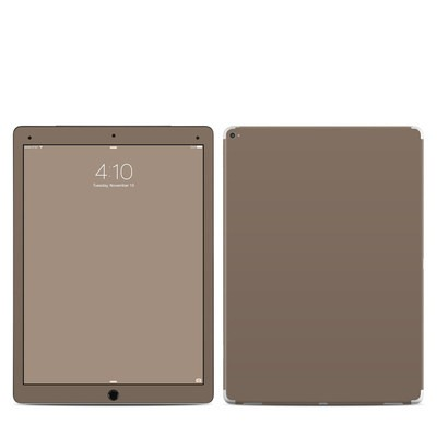Apple iPad Pro 12.9 (1st Gen) Skin - Solid State Flat Dark Earth