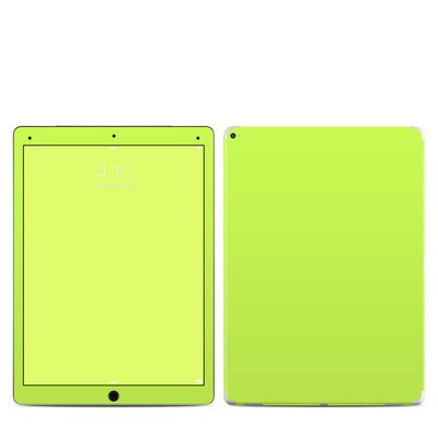 Apple iPad Pro 12.9 (1st Gen) Skin - Solid State Lime