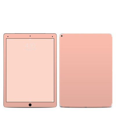 Apple iPad Pro 12.9 (1st Gen) Skin - Solid State Peach
