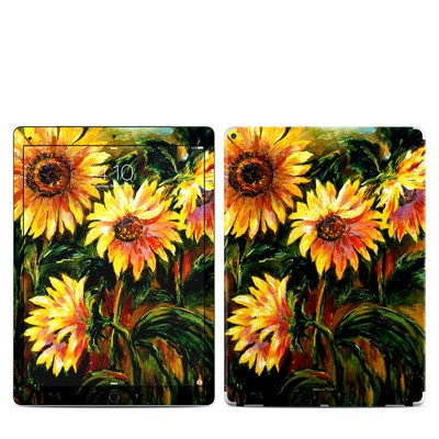 Apple iPad Pro 12.9 (1st Gen) Skin - Sunflower Sunshine