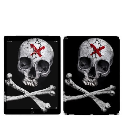 Apple iPad Pro 12.9 Skin - Stigmata Skull