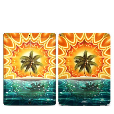 Apple iPad Pro 12.9 (1st Gen) Skin - Sundala Tropic