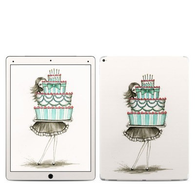 Apple iPad Pro Skin - She Takes The Cake