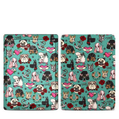 Apple iPad Pro 12.9 (1st Gen) Skin - Tattoo Dogs