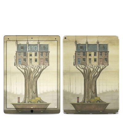 Apple iPad Pro Skin - Terraced Houses