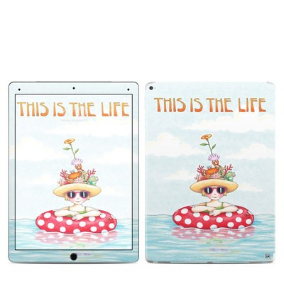 Apple iPad Pro 12.9 Skin - This Is The Life