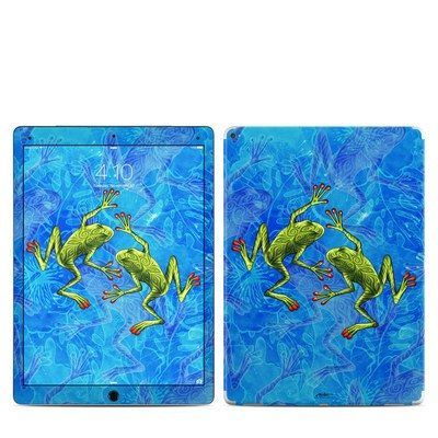 Apple iPad Pro 12.9 (1st Gen) Skin - Tiger Frogs