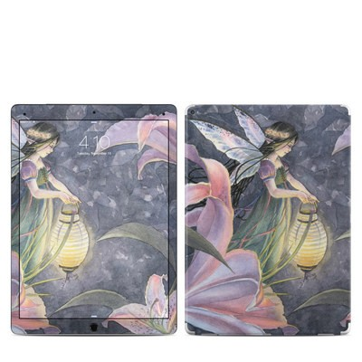 Apple iPad Pro Skin - Twilight Lilies