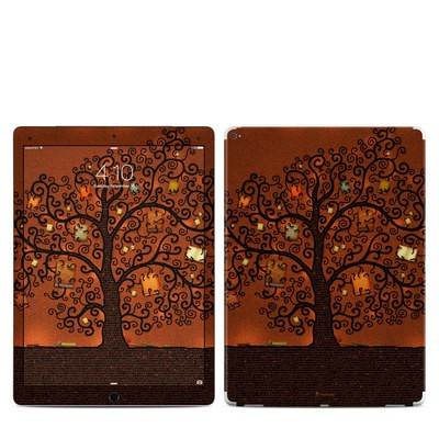 Apple iPad Pro Skin - Tree Of Books