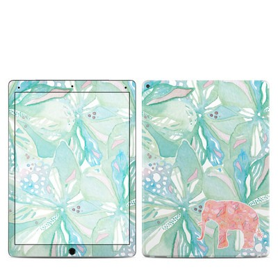 Apple iPad Pro 12.9 (1st Gen) Skin - Tropical Elephant