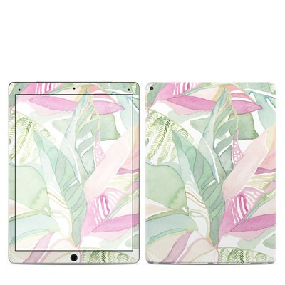Apple iPad Pro 12.9 (1st Gen) Skin - Tropical Leaves