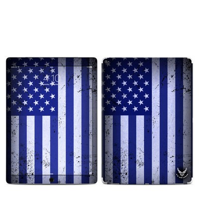 Apple iPad Pro 12.9 (1st Gen) Skin - USAF Flag