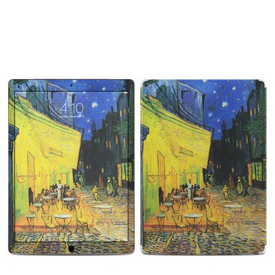 Apple iPad Pro 12.9 (1st Gen) Skin - Cafe Terrace At Night