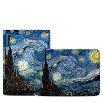 Apple iPad Pro 12.9 (1st Gen) Skin - Starry Night