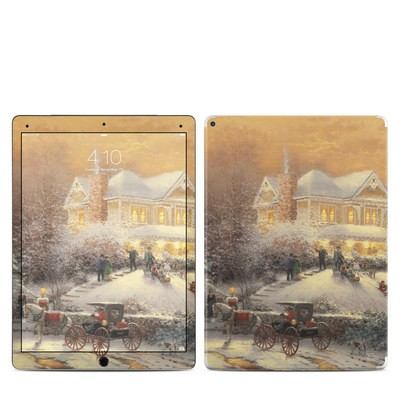 Apple iPad Pro Skin - Victorian Christmas