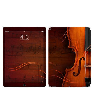Apple iPad Pro 12.9 (1st Gen) Skin - Violin
