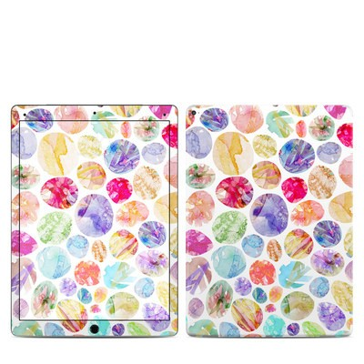 Apple iPad Pro 12.9 (1st Gen) Skin - Watercolor Dots