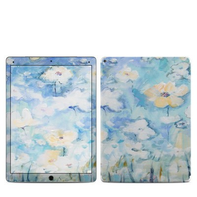 Apple iPad Pro Skin - White & Blue