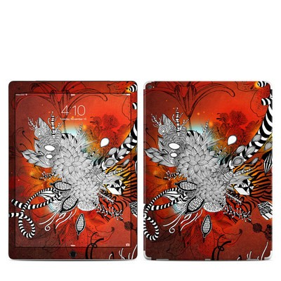 Apple iPad Pro Skin - Wild Lilly