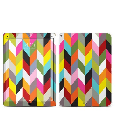 Apple iPad Pro 12.9 (1st Gen) Skin - Ziggy Condensed