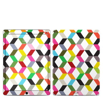 Apple iPad Pro Skin - Ziggy Cube