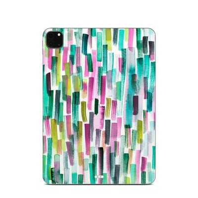 Apple iPad Pro 11 (2nd-4th Gen) Skin - Colorful Brushstrokes