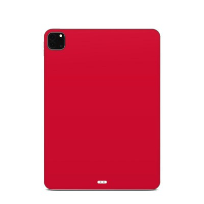 Apple iPad Pro 11 (2nd Gen) Skin - Solid State Red