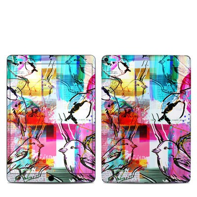 Apple iPad Pro 10.5 Skin - Book Birds