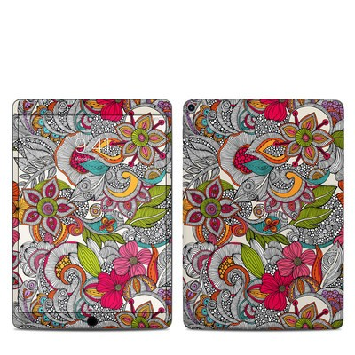 Apple iPad Pro 10.5 Skin - Doodles Color