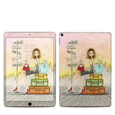 Apple iPad Pro 10.5 Skin - The Jet Setter