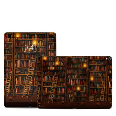 Apple iPad Pro 10.5 Skin - Library