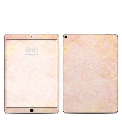 Apple iPad Pro 10.5 Skin - Rose Gold Marble