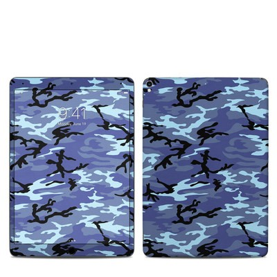 Apple iPad Pro 10.5 Skin - Sky Camo