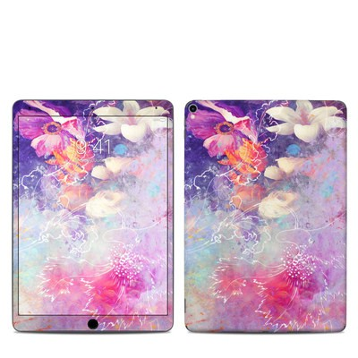 Apple iPad Pro 10.5 Skin - Sketch Flowers Lily