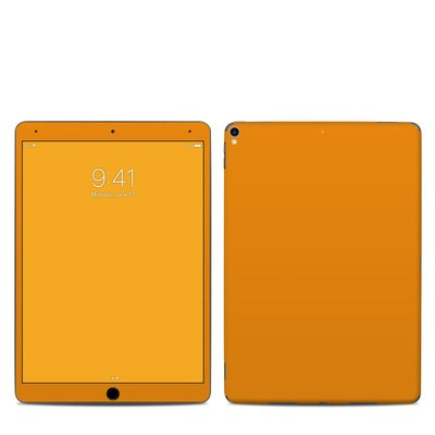 Apple iPad Pro 10.5 Skin - Solid State Orange