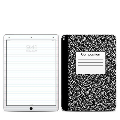 Apple iPad Pro 12.9 (2nd Gen) Skin - Composition Notebook